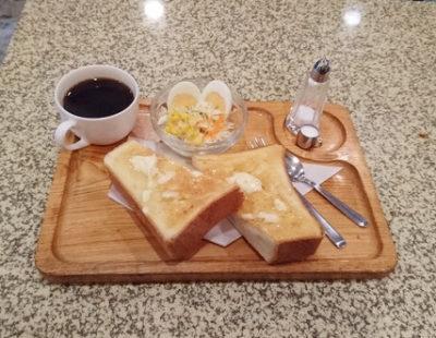キャスト ここよりおいしいアレ アキナ 10月9日 京都市中央卸売市場 トースト