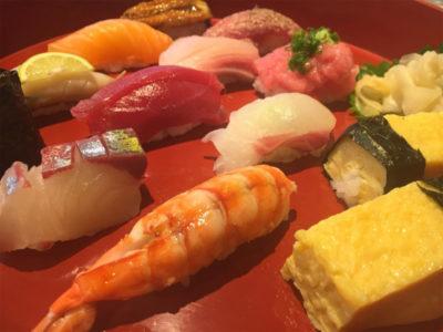 ちゃちゃ入れマンデー 食べ放題 バイキング  鮨大立喰い部 大ちゃん 寿司