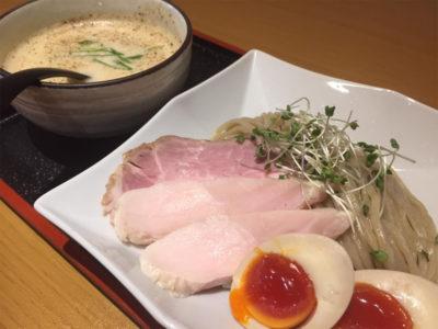 松本家の休日 ラーメン 大阪 塚本 グルメマップ グランプリ 麺処 飯田家 ベジポタ鶏白湯つけ麺