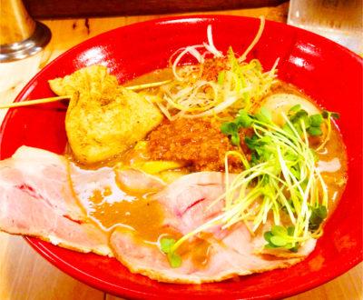 松本家の休日 ラーメン 大阪 塚本 グルメマップ グランプリ style林 北海道風味噌らーめん