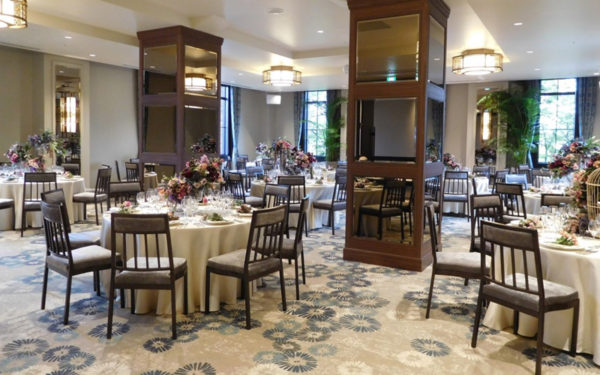ミライザ大阪城 オープン レストラン チャペル 結婚式場 披露宴