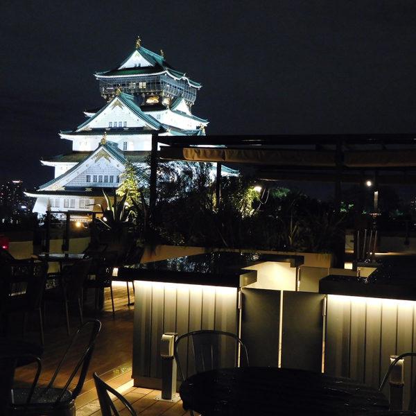 ミライザ大阪城 第四師団司令部 天守閣 オープン 店舗一覧 行ってきました 屋上