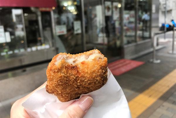 神戸 森谷商店 コロッケ