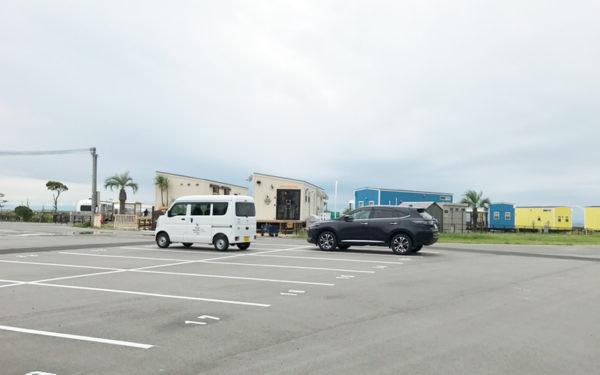 グランピング グランキャンピングパームガーデン舞洲 駐車場 料金