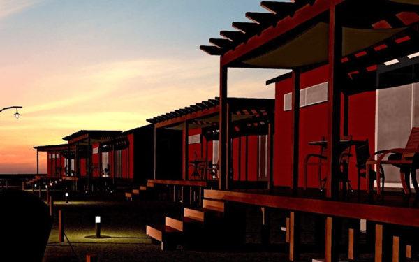 パームガーデン舞洲 大阪市内 グランピング トレーラーハウス キャンピングカー 宿泊予約 日帰りBBQ