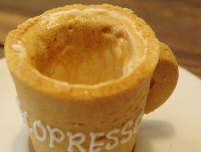 エコプレッソ 食べるエスプレッソ アールジェイカフェ インスタ映え ちちんぷいぷい とっておきスイーツ