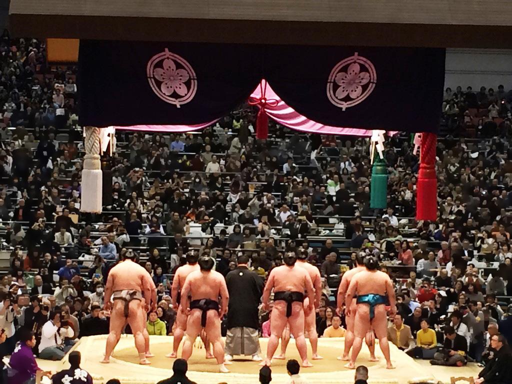 大相撲 本場所 スケジュール 2018年 平成30年