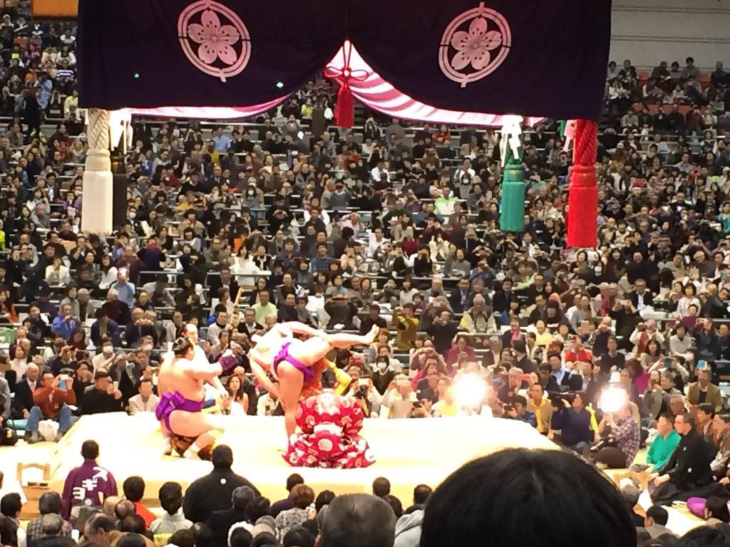 大相撲 九州場所 秋場所 十一月場所