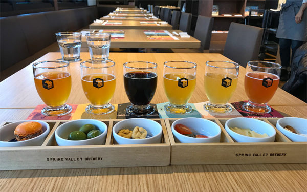 SVB京都 クラフトビール ペアリングセット