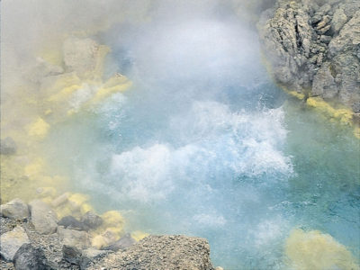 朝だ!生です旅サラダ 勝俣州和 俺のひとっ風呂 10月14日 秋田 玉川温泉 強酸性
