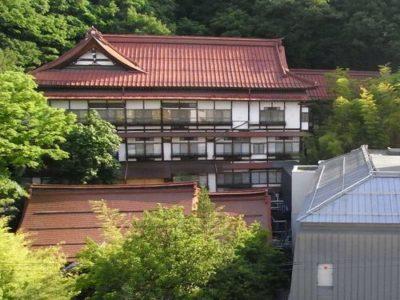 湯田中温泉 よろづや 松籟荘