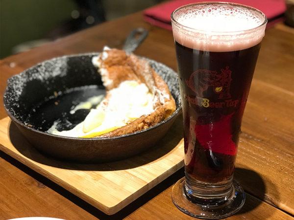 デザートビア セントルイス フルーツビール(ラズベリー)