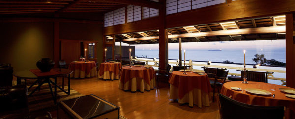 THE HIRAMATSU HOTELS & RESORTS 熱海 レストラン