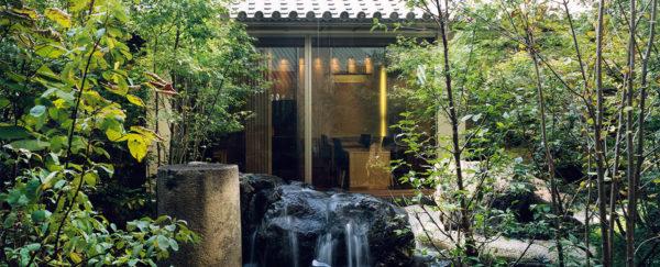 庭のホテル東京 中庭