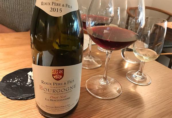 フランス・ブルゴーニュ ピノノワール 赤ワイン