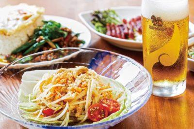 ルクア大阪 バルチカ リニューアル 店舗一覧 クンテープ タイ料理