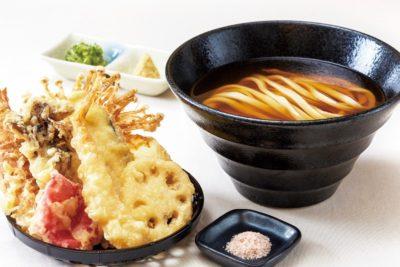 ルクア大阪 バルチカ リニューアル 店舗一覧 大阪うどん 本町製麺所 天