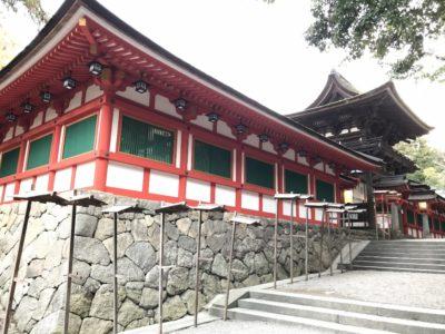 奈良 石上神社