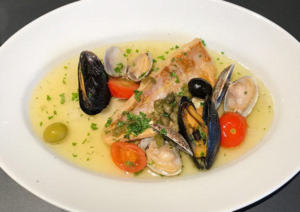 魚料理 アクアパッツァ