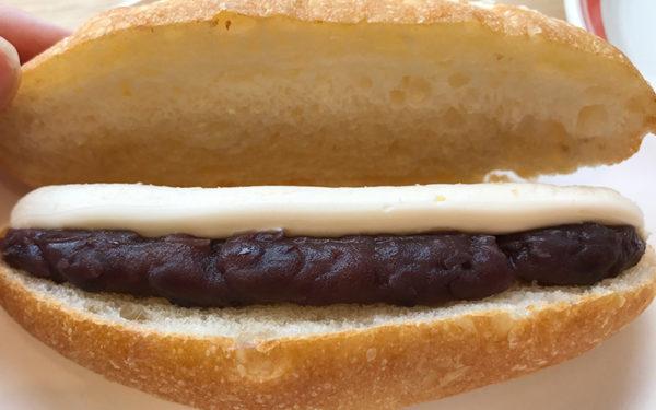 あんこクリームチーズ