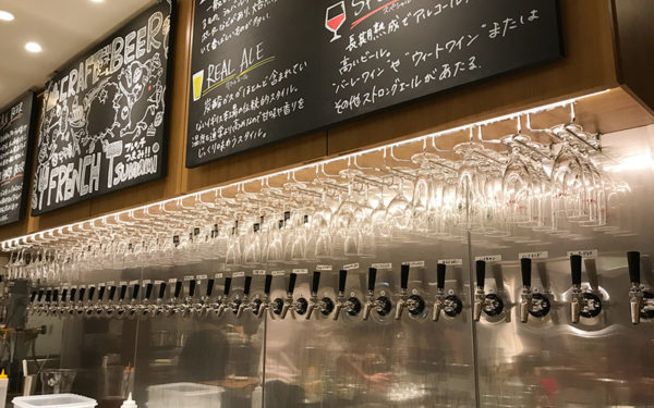 バルチカ クラフトビアマーケット クラフトビール ビアタップ