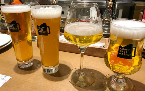 クラフトビアマーケット クラフトビール