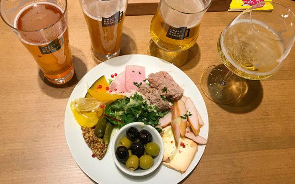 ルクア大阪 バルチカ クラフトビアマーケット クラフトビール