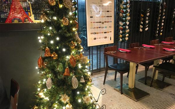 ビストロ ア ヴァン オー ルージュ(Bistro a vin Eau Rouge)クリスマスパーティ