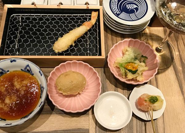 喜久や 天ぷら
