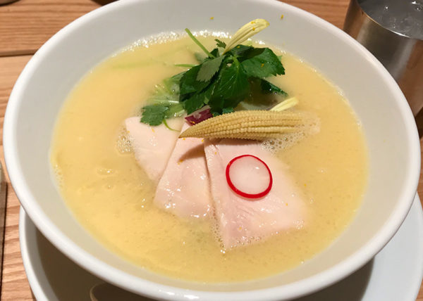 鶏白湯SOBA