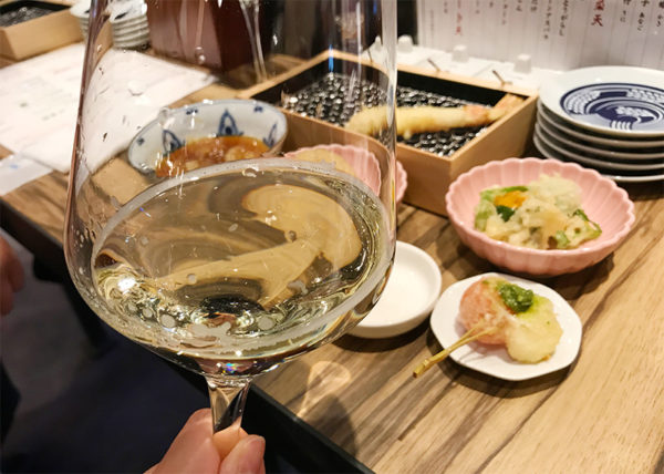 ポルトガル 白ワイン グラス