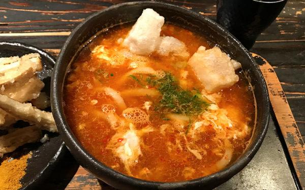 香味油の赤い麺蔵スペシャル