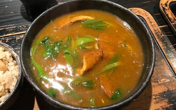 山元麺蔵 京カレーうどん