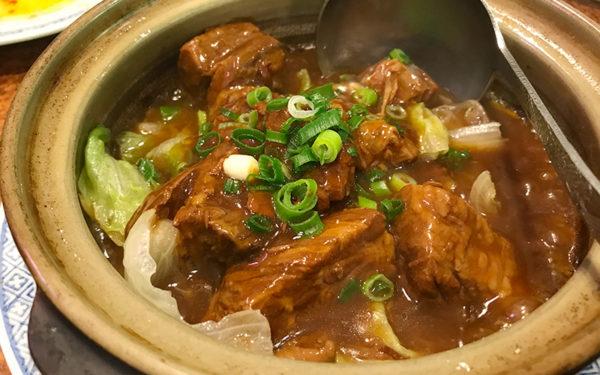 広東風 牛バラ肉の煮込み