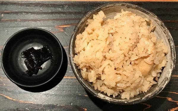 山元麺蔵 炊込みご飯