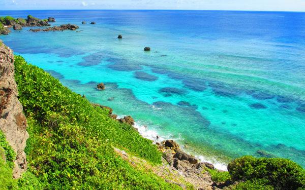 東平安名崎 太平洋