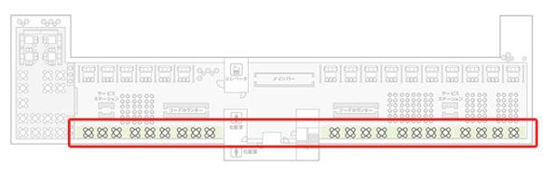 ミライザ大阪城 ブルーバーズ ルーフトップテラス オープン 大阪城天守閣 屋上 バーベキュー BBQ ビュッフェ 期間限定
