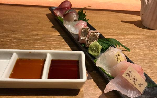 鯛之鯛 お造り盛り合わせ 熟成魚 新鮮魚