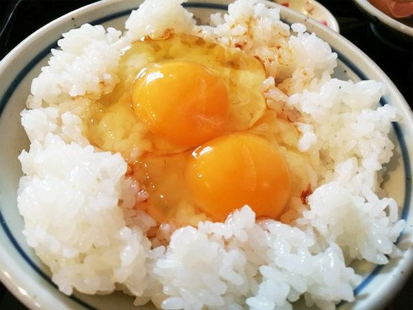 雨上がりのナニモン 3月24日 行列グルメ 卵かけごはん 讃岐うどん フォカッチャ