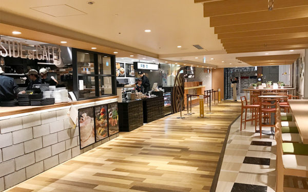 阪急三番街 UMEDA FOOD HALL ウメダフードホール 美食ゾーン
