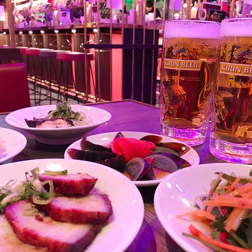 安くて美味しい中華料理!ルクア大阪のバルチカ『幸福飯店』はディナーもオススメ♪