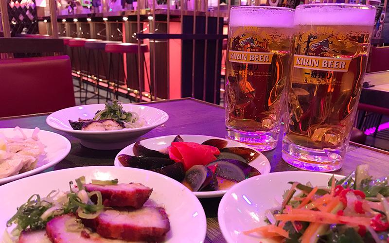 安くて美味しい中華料理!ルクア大阪のバルチカ『幸福飯店』はディナーもオススメ