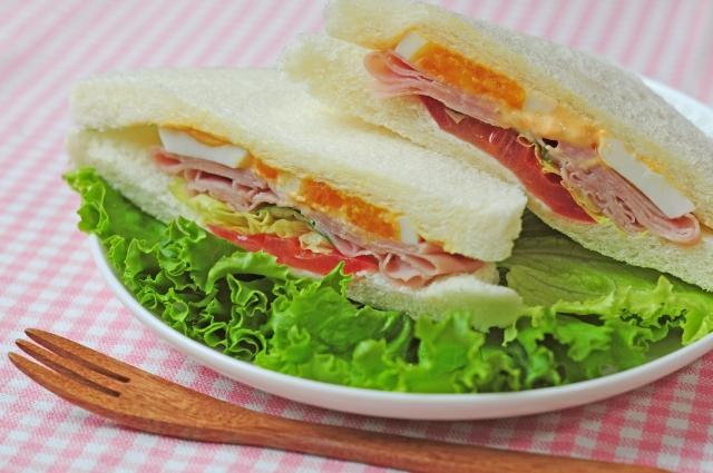 ちちんぷいぷい サンドイッチ