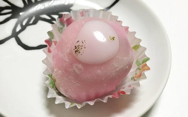 松竹堂 フルーツ餅 桜ももいちご餅