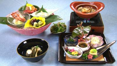 東府や Resort&Spa-Izu 夕食