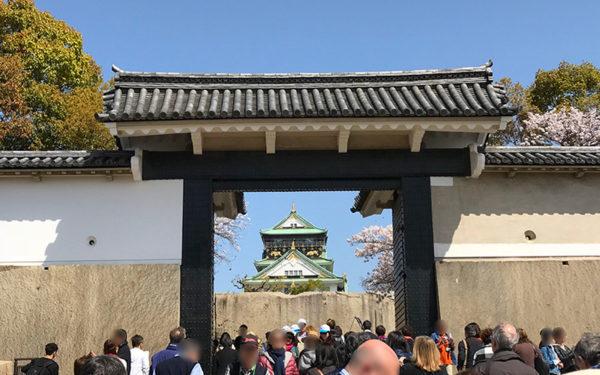 大阪城 MIRAIZA OSAKA-JO ミライザ
