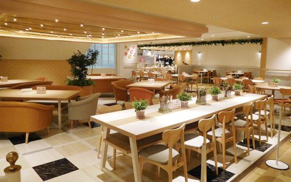 阪急三番街 ウメダフードホール 美食ゾーン