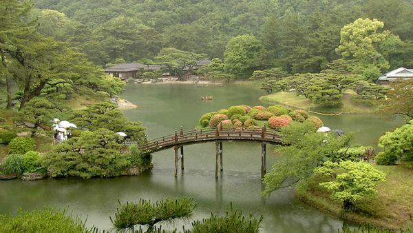 香川 栗林公園