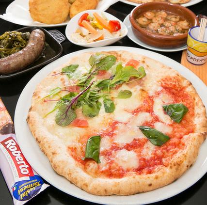 セブンルール ピッツェリア アルチェントロ 香川 ピザ 世界3位 マルゲリータ
