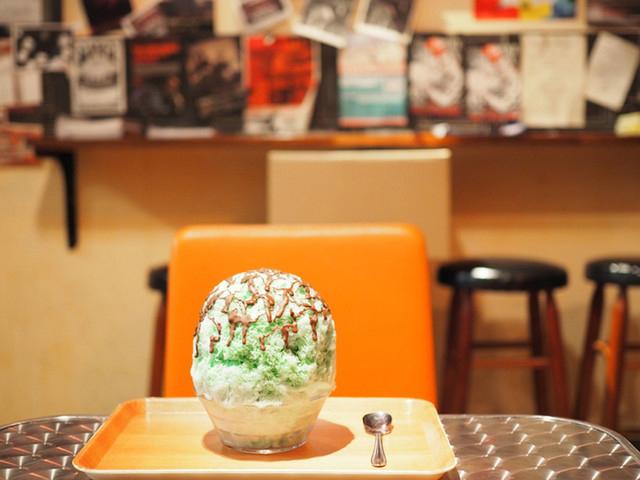 セブンルール かき氷 かき氷喫茶 バンパク 伏野亜紀